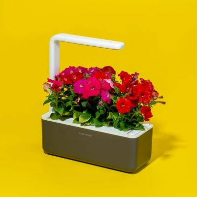 Serra mini The Smart Garden 9 - Design e foto by Click&Grow