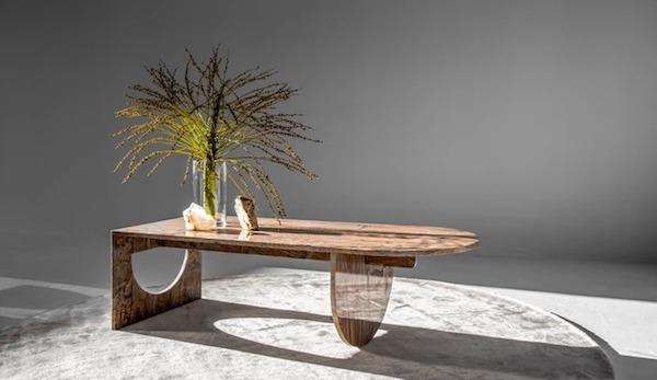 Tavolo da caffè - Design by Mia Senekal, foto di murrmurr