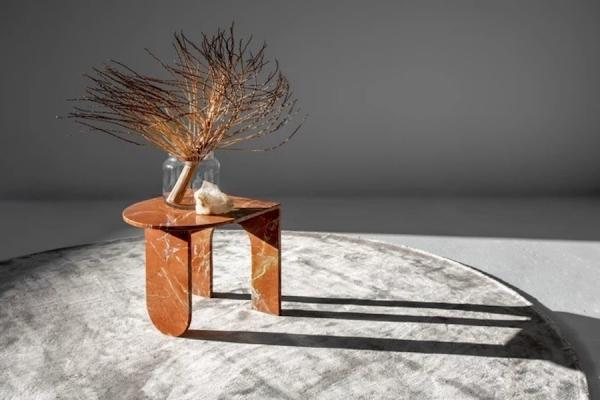 Side Table Moon Collection - Design Mia Senekal, foto by murrmurr