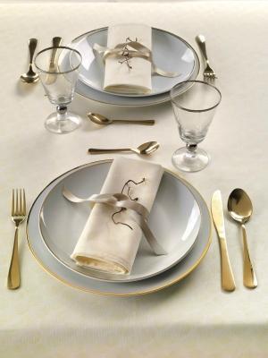 Biancheria da tavola per Natale  collezione Sublime by Gabel
