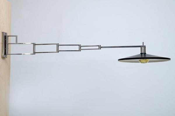 Lampada design cicina anni '50 officina antiquaria