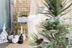 Decorare il terrazzo per le feste, da homeismore.co.uk