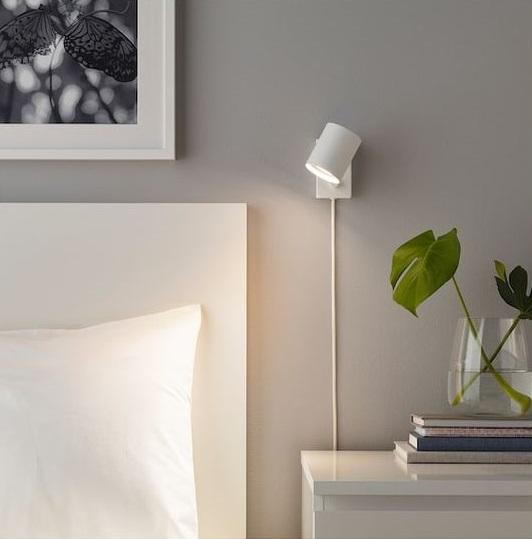 Lampada da lettura, da Ikea