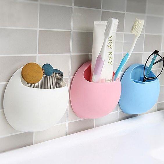 Portaspazzolini per gli ospiti, da justtclick.com