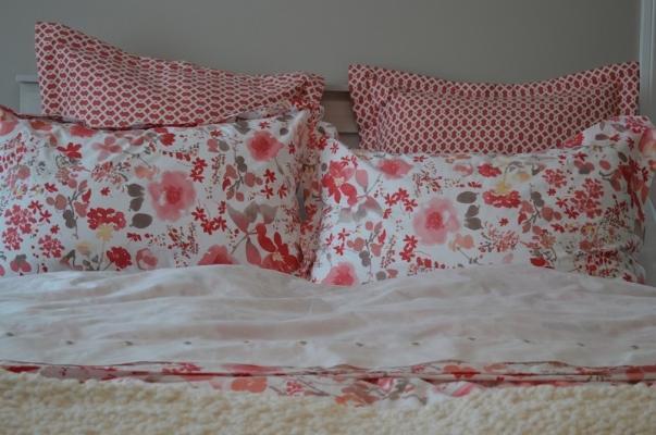 Biancheria da letto nei colori del Natale