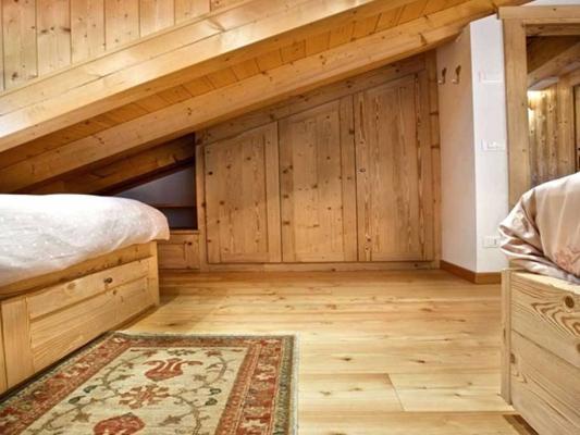 Camera da letto di montagna Fabrika Arredamenti Italia