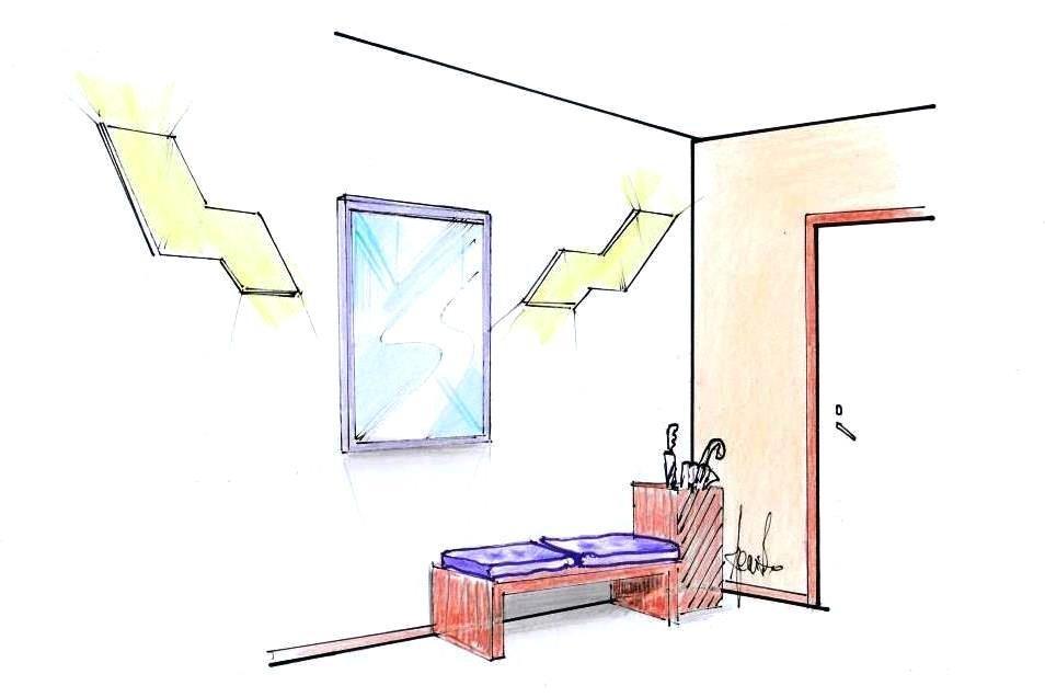 Illuminazione ingresso applique di design