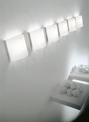 Illuminazione ingresso appliques Aa Leucos