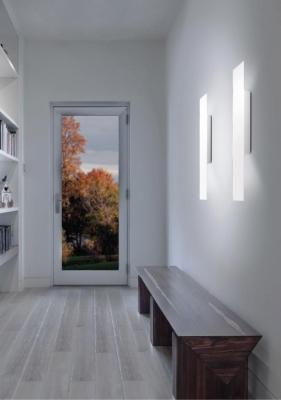 Illuminazione ingresso appliques Opi Leucos