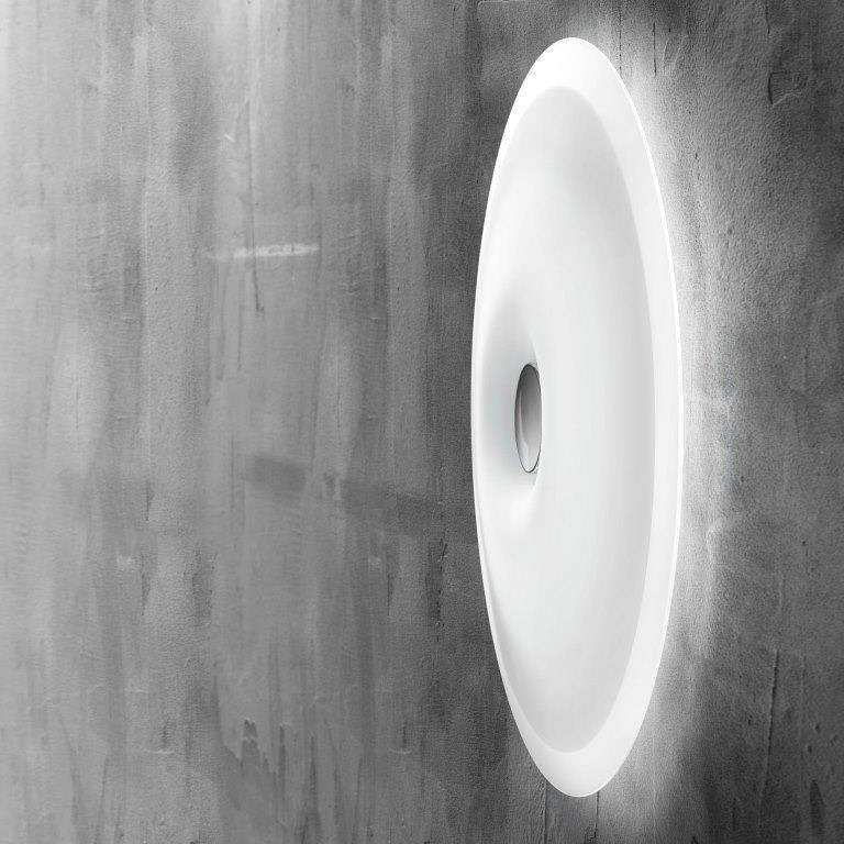 Illuminazione parete ingresso - Planet Leucos