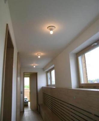 Illuminazione ingresso a soffitto - Teti Artemide