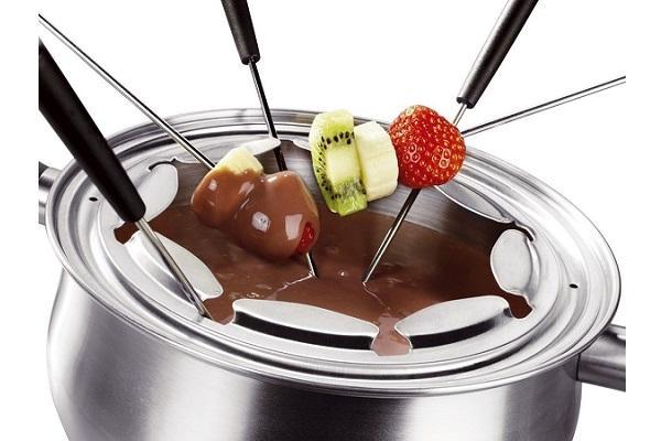 Set fonduta cioccolato Deluxe di Princess