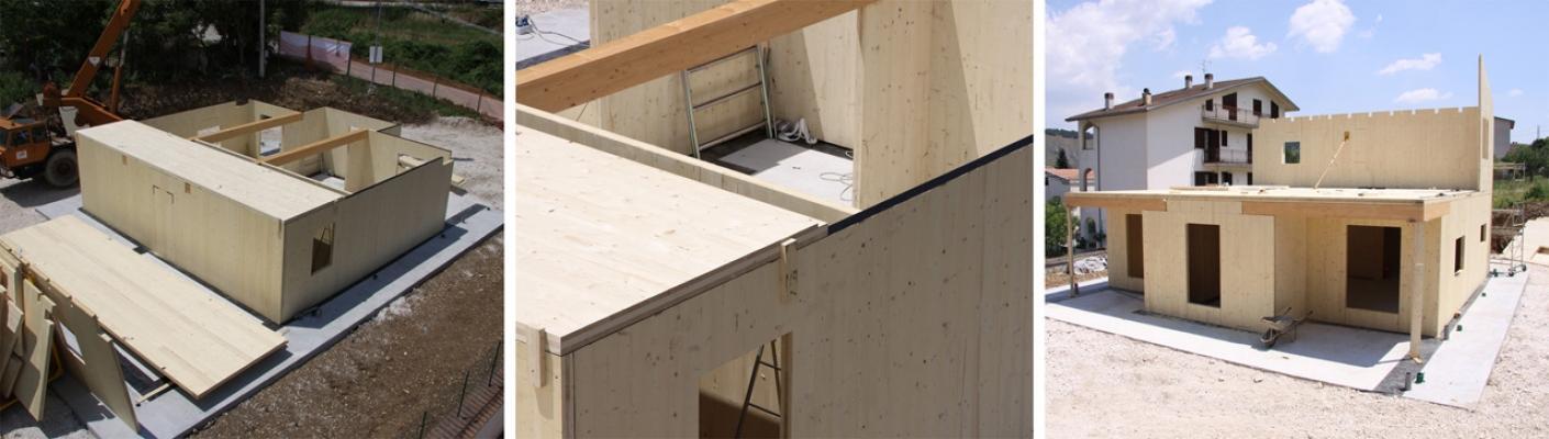 Pannelli Xlam - Costantini legno