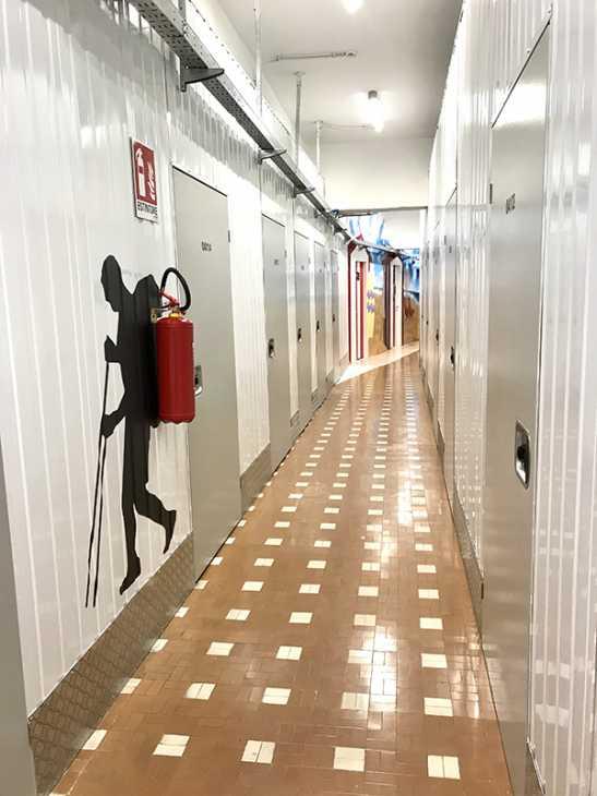 Deposito l'Hotel delle cose - Casaforte Self Storage