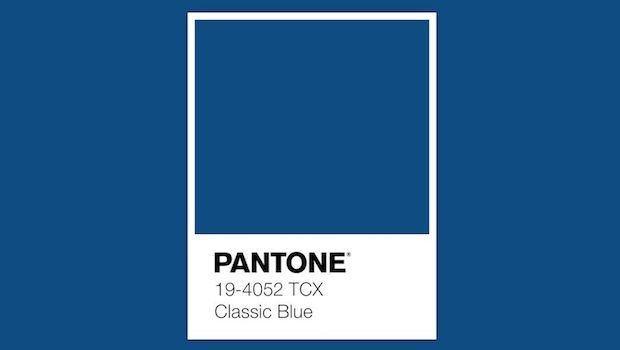 Pantone 2020: è l'anno del Classic blue