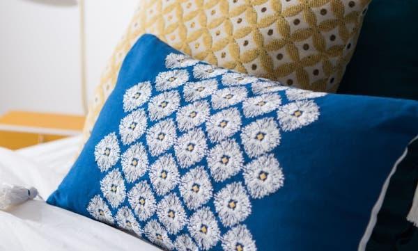 Fodera cuscino Aigaleo - Design e foto by Maisons du Monde