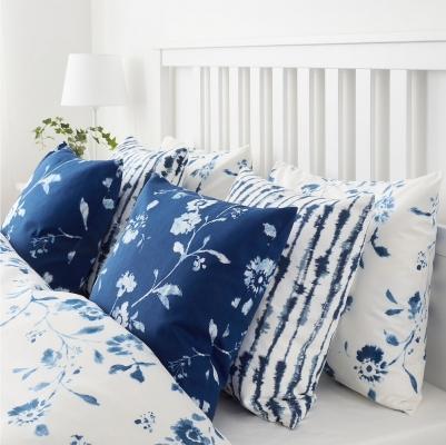 BlÅgran, fodera cuscino - Design e foto by Ikea