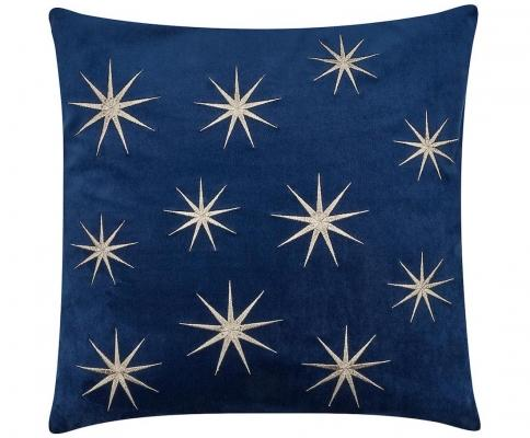 Federa con stelle ricamate Stars - Design e foto by Westwing