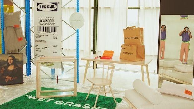 Divano Letto Ikea 129 Euro.Collezione Edizione Limitata Markerad Ikea