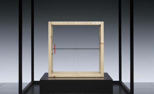Vetrina MARKERAD, design by Ikea e Virgil Abloh