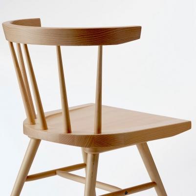 Sedia in faggio - Collezione Markerad by Ikea e Virgil Abloh