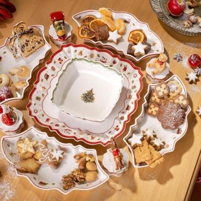 Set tavola natalizio per aperitivo Toy's Delight - Villeroy&Boch