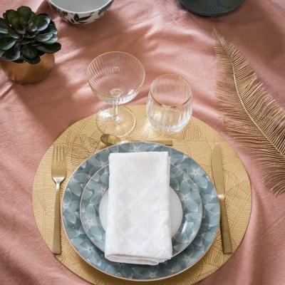 Set piatti Vienne, collezione Ice Christmas - Maisons du Monde