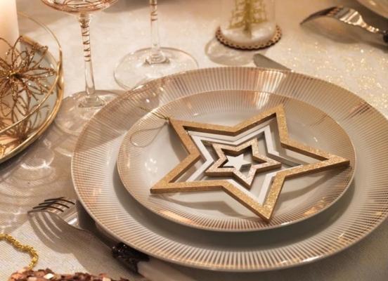 Servizio piatti Versailles - Maisons du Monde