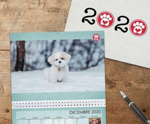 Calendario con foto Snapfish