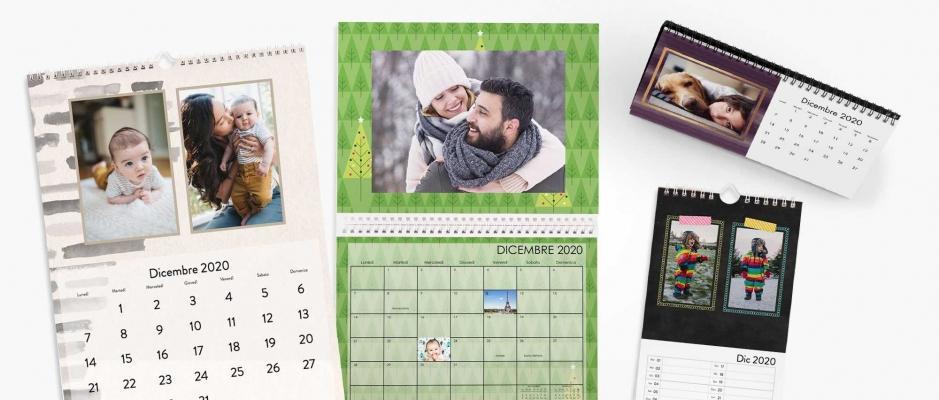 Calendario 2020 Snapfish