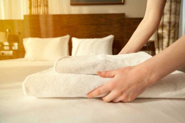 Asciugamanti per gli aspiti