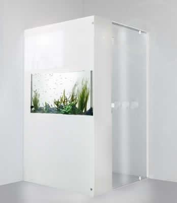 Acquario box doccia Acquarium