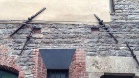 Tiranti e catene, un sistema efficace per il consolidamento di edifici storici