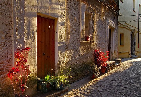 Gli antichi edifici rurali hanno una qualità molto alta