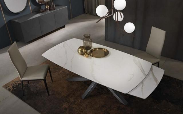 Tavoli In Ceramica E Vetroceramica