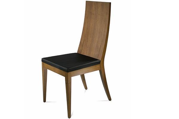 Sedia da cucina in legno s263 di Busetto