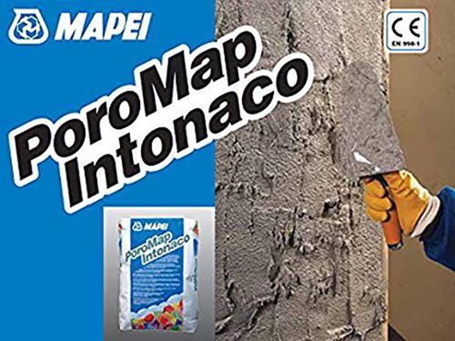 PoroMap Deumidificante intonaco - Mapei