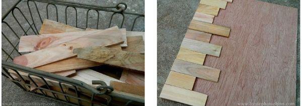 Primo step cornice fai da te in legno Bystephanielynn.com