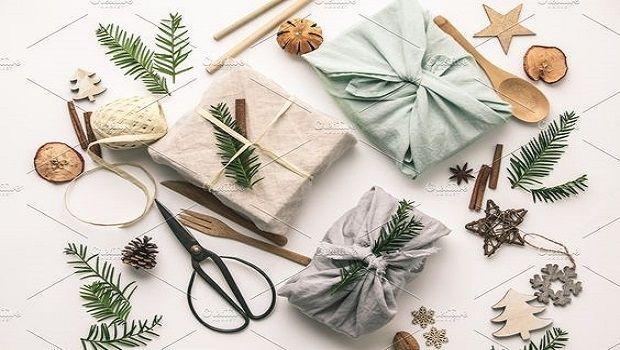 Natale col Furoshiki, l'arte giapponese di impacchettare i regali