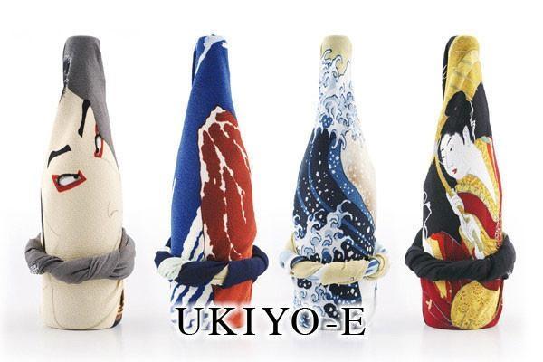 La collezione Ukiyo-E di Musubi