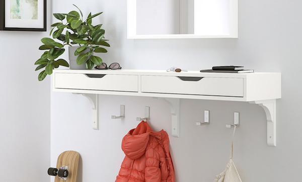 Mensola EKBY ALEX - Design e foto by Ikea