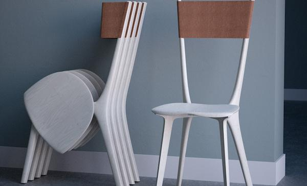 Palfrey Chair - Design e foto by Tierney Haines Architects