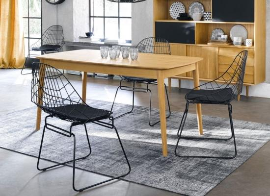 Tavolo allungabile Bronx - Design e foto by Maisons du Monde
