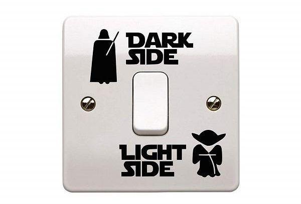 Adesivo per interruttore luce di Epic Modz
