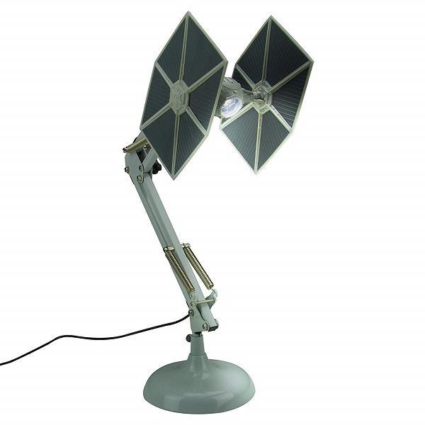 Tie Fighter, lampada da tavolo