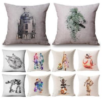 Federe Star Wars, da cuscini-personalizzati.it