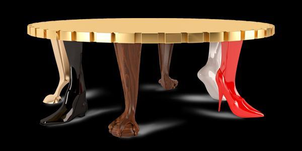 Tavolo surrealista Stage di SoTrue