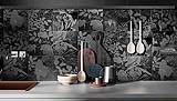 Piastrelle con motivi floreali ispirati alle stoffe Botanica di 14oraitaliana