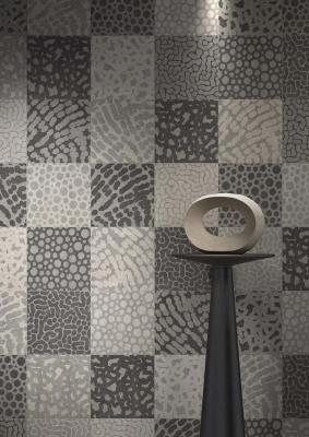 Piastrelle ispirate ai tessuti animalier di Lea Ceramiche