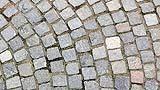 Tipico pavimento in sampietrini, by Avisio Porfidi